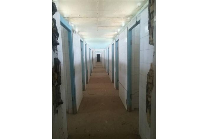 جلوگیری از انتقال اشیاءِ تاریخی حمام زیبا آبادان به کرمان