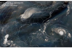 تاثیر طوفان بر آب وهوای زمین