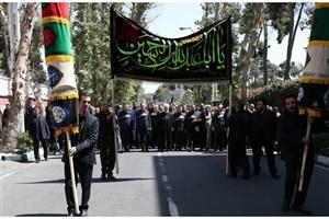 دومین روز از مراسم عزاداری حسینی در دفتر رئیسجمهور برگزار شد