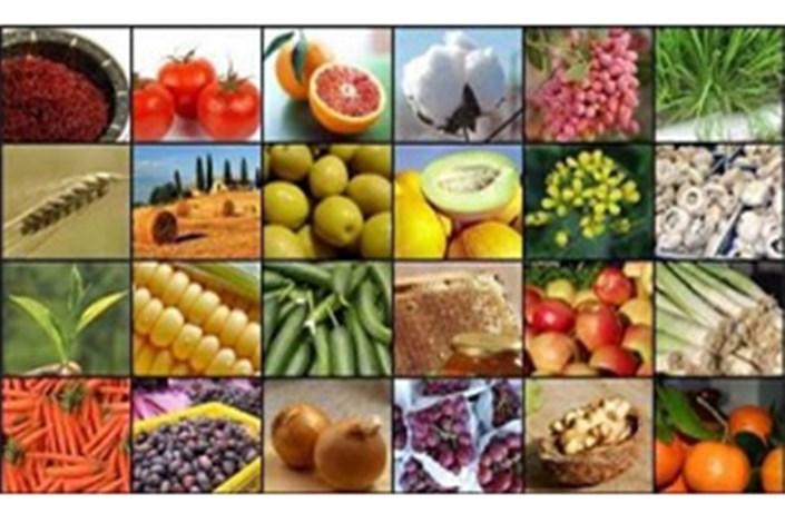 محصولات باغی