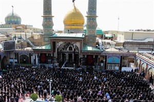 قبله تهران میزبان عزاداران تاسوعا و عاشورای حسینی/ پخش زنده از شبکه پنج سیما
