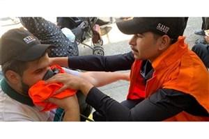افزایش شهدای حادثه در عزاداری عاشورای حسینی در کربلا