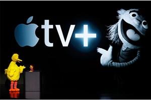 «+Apple TV» رقیب جدید نتفلیکس
