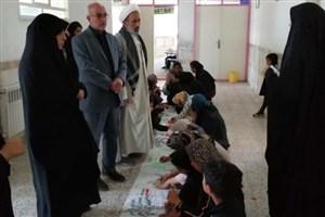 اردوی جهادی گروه بسیج دانشجویی دانشگاه آزاد اسلامی یزد در مناطق محروم برگزار شد