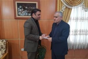 انتصاب رئیس مرکز خدمات آزمایشگاهی و تحقیقاتی دانشگاه آزاد اسلامی مازندران