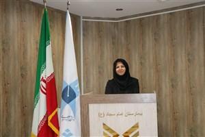 مدیر کل توسعه آموزش و پژوهش معاونت علوم پزشکی دانشگاه آزاد استان آذربایجان شرقی منصوب شد