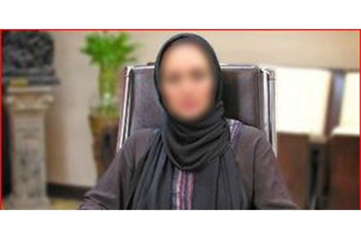 دستور بازداشت هنرپیشه هتاک