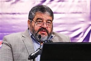 سردار جلالی:تهدید نظامی در انتهای فهرست دشمن قرار دارد