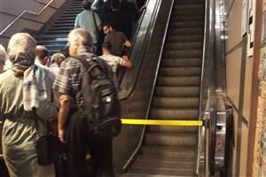 ضرورتی ندارد همه ایستگاههای مترو پلهبرقی داشته باشد!
