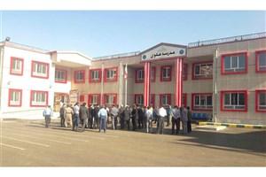 بازسازی  ۱۸۰۰ کلاس درس در مناطق محروم  توسط بنیاد مستضعفان