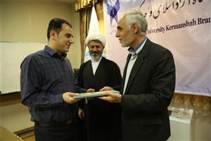 سرپرست دانشگاه آزاد اسلامی مرکز سنقر و کلیایی منصوب شد