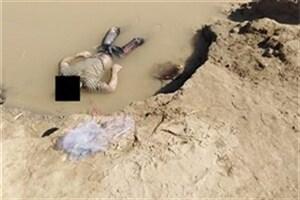 جسد مردی ۲۳ ساله در رودخانه بستان کشف شد+عکس