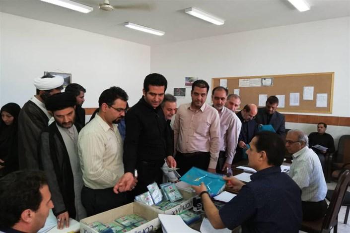 حضور ١٣ نفر از استادان منتخب تشکل های سیاسی واحد یزد در دومین دوره آموزشی طرح شهید «شهریاری»