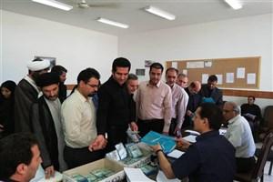 حضور فعال استادان تشکلهای سیاسی واحد یزد در دومین دوره آموزشی «طرح شهید شهریاری»