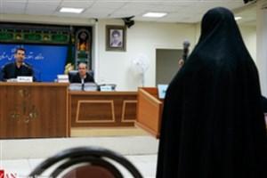 واکنش قاضی مسعودی مقام  به حجاب شبنم نعمت زاده