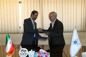دانشگاه آزاد اسلامی و علوم پزشکی تبریز تفاهمنامه همکاری امضا کردند