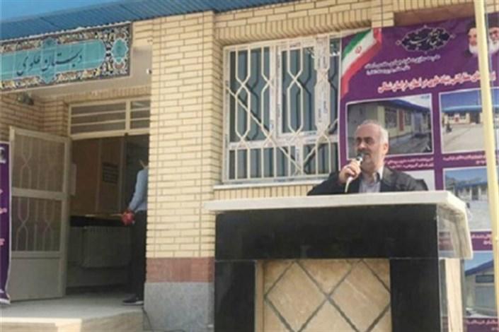 افتتاح یکصدمین مدرسه بنیاد مستضعفان در مناطق محروم