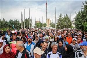 دعوت شهرداری از خانواده ها برای شرکت در همایش بزرگ پیاده روی/پخش همزمان از شبکه 3سیما