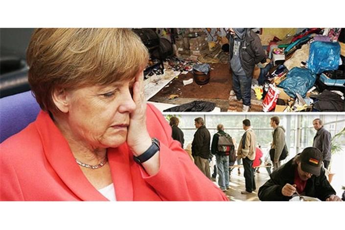 افزایش  تعداد زیاد نیازمندان به کمکهای غذایی در آلمان