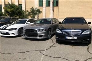 باند فروش خودروهای گران قیمت با پلاک جعلی در البرزمنهدم شد