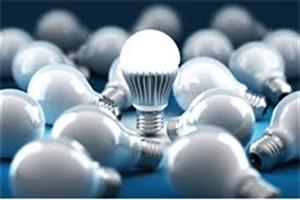 تولید لامپ ال ای دی در واحد دانشگاهی نور/ کسب 150 میلیون تومان درآمد غیر شهریهای در سال گذشته