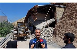 آزادسازی ۱۰۰ هزار متر مربع از اراضی ملی با تخریب ساخت و سازهای غیرمجاز