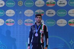 کسب سهمیه المپیک 2020 توسط سرباز وظیفه ناجا