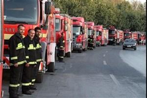 تمهیدات آتش نشانی برای دربی پایتخت