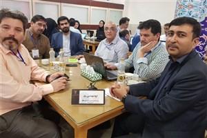 رویداد یک روزه یادگیری مبتنی بر حل مسأله PBL ویژه اساتید در واحد تهران غرب برگزار شد