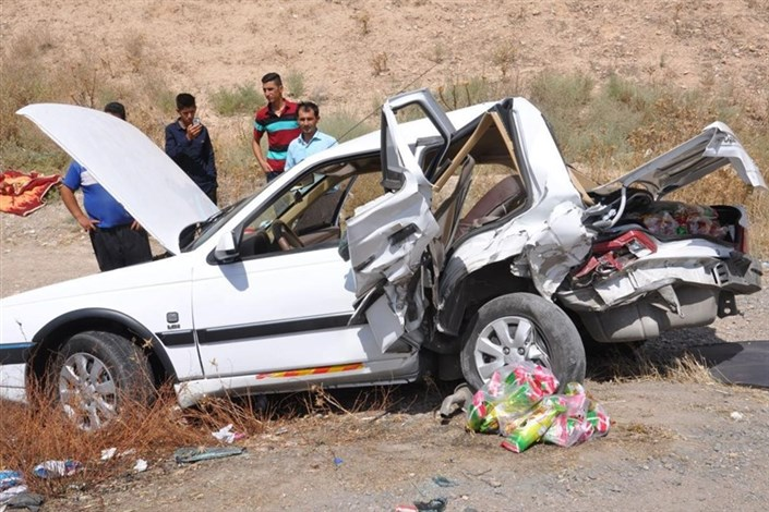 کاهش 21 درصدی تصادفات منجر به فوت