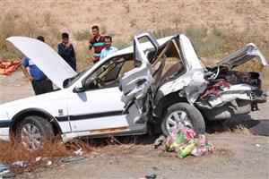کاهش 21 درصدی تصادفات منجر به فوت در کردستان