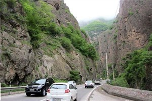 کندوان فردا یکطرفه میشود/تردد روان در محورهای تهران-شمال