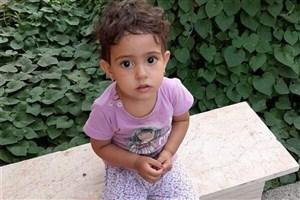 آخرین وضعیت مفقود شدن زهرا دختر ۲۱ ماهه/احتمال ربوده شدن وجود ندارد