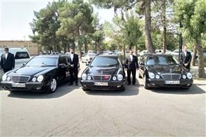 استفاده از 3 دستگاه خودروی بنز لوکس برای تشییع پیکر نامآوران، فرهیختگان و بزرگان کشور