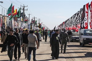 اعلام شماره تماس برای حل مشکل حضور فرهنگیان در پیادهروی اربعین