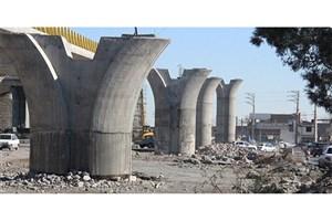 آغاز عملیات اجرایی پروژه بازآفرینی پل ذوالفقار در منطقه 2