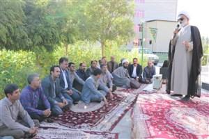 امنیت و اقتدار ایران اسلامی حاصل جانفشانی رزمندگان اسلام و شهدای دفاع مقدس است
