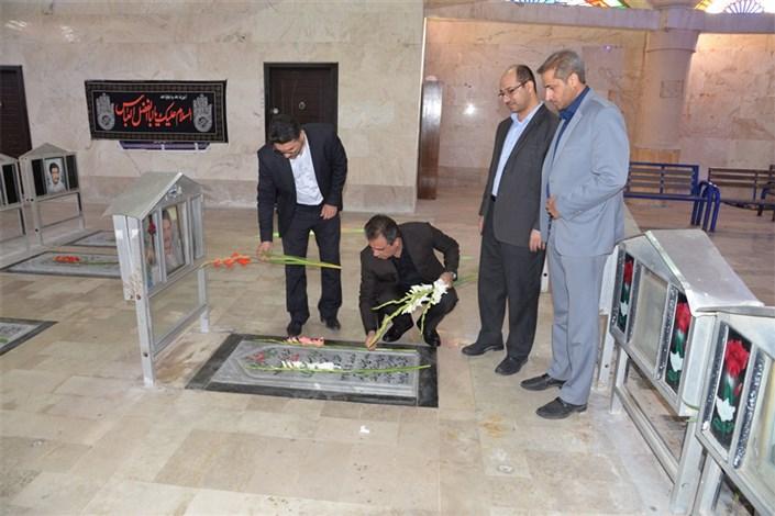 هفته دفاع مقدس بوشهر