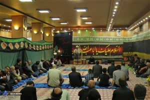 برگزاری مراسم عزاداری دهه دوم ماه محرم توسط هیأت فرهنگی، مذهبی مصباح الهدی