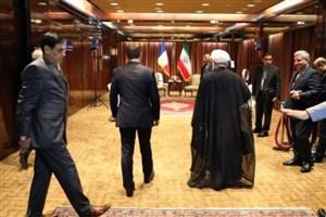روحانی در سازمان ملل به دنبال ایجاد ارتباط با منت و ذلت با کشورهای اروپایی است