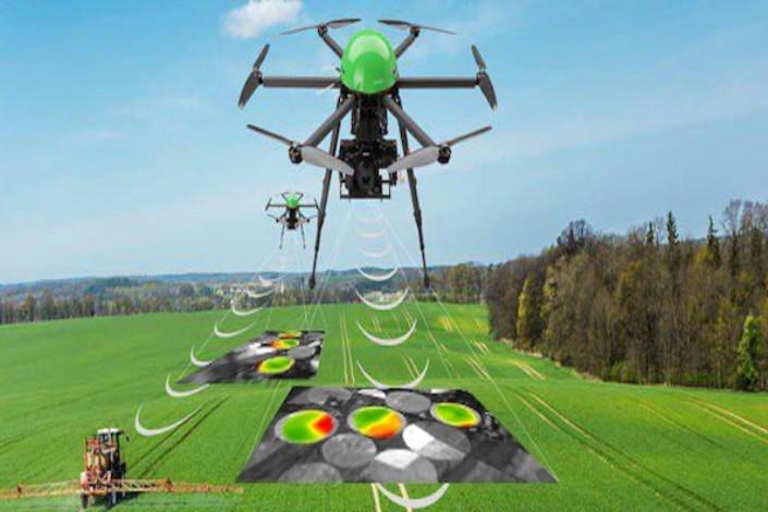 استفاده از تحلیل تصاویر ماهوارهای در جهت رونق تولید کشاورزی