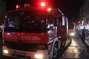 تصادف تریلی و پیکان در اتوبان امام علی/ یک  نفرکشته و 7 نفرزخمی شدند
