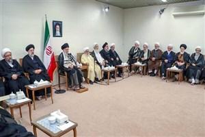 رئیس و اعضای مجلس خبرگان با رهبر معظم انقلاب دیدار کردند