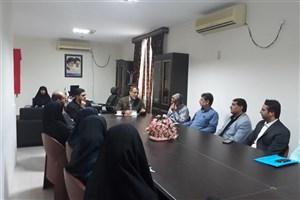 نشست علمی و تخصصی با عنوان«مقاومت» در واحد بوشهر برگزار شد
