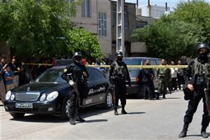 همه ۱۰ گروگان حادثه گروگانگیری استهبان آزاد شدند