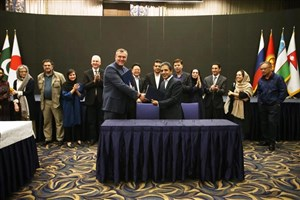 Shahid Beheshti University, IICAS Ink Co-op MoU