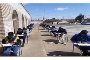 برگزاری کنکور آزمایشی  برای دانش آموزان مناطق محروم