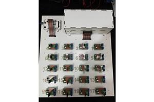اینورتر چند سطحه زنجیرهای منبع ولتاژ در واحد کرج ساخته شد