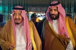 عربستان در بهت و سکوت