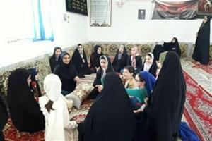 دانشجویان دختر ۴۰ درصد از جامعه دانشجویان جهادی را تشکیل می دهند
